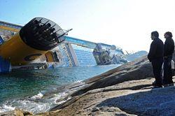 К трагедии Costa Concordia привело приветствие коллеги на берегу