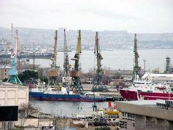 Когда завершится 1 этап строительства Бакинского порта?