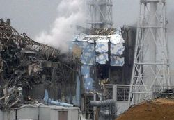«Фукусима-1»: результатов охлаждения ядерных стержней нет?