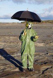 Экологи предупреждают: на Украину может пролиться радиоактивный дождь