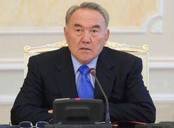 Н. Назарбаев