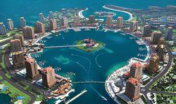 Беларусь предлагает Катару инвестировать в проект «Катарского острова»