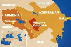 Представители Минской группы ОБСЕ посетили Карабах