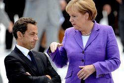 Меркель и Саркози предложили централизовать экономическую власть в ЕС