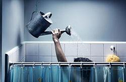 В Питере сокращены сроки отключения горячей воды