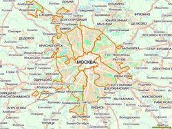 Медведев расширит границы Москвы?