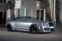 Какую максимальную скорость смог развить Bentley?
