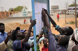 референдум в Южном Судане