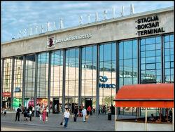 Почему закрыли Центральный вокзал Риги?