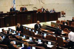 Кнессет Израиля не принял антинародный закон