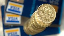 Евростат оказывает давление на курс фунта