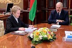 Лукашенко подтвердил экономическую стабильность Беларуси