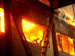 Сотрудники МЧС успели спасти 20 человек от огня в Запорожской области