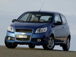 К 2014 году ГАЗ увеличит сборку автомобилей Chevrolet Aveo