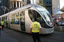 Почему в Иерусалиме бастуют водители трамваев?