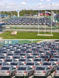 На заводе Ford во Всеволжске выпустили 500-тысячный экземпляр