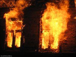 В Красноярском крае при пожаре погибли 9 человек