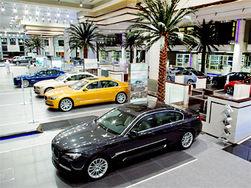 В Абу-Даби открылся самый крупный салон BMW