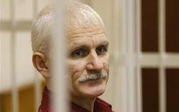 Правозащитника Беляцкого этапируют в Бобруйскую колонию