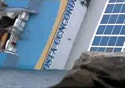 Найдено тело седьмой жертвы Costa Concordia