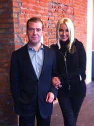 Кто из звёзд стал новым другом Медведева?