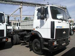 Какую модель МАЗа представит автомобильный завод Минска?