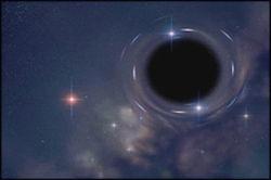 Ученые: в черных дырах может существовать жизнь