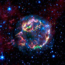 «Королевская звезда» была сверхновой звездой?