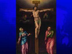Как нашли неизвестное полотно Микеланджело?