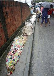 жертвы наводнения
