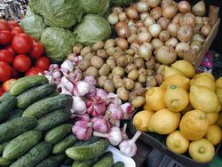 На сколько увеличился объем сельхозпродукции в Узбекистане?