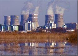 В связи с плановым ремонтом Ривненская АЭС отключила от энергосистемы второй блок