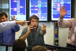 Настроение мировых рынков смешанное?
