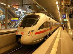 железнодорожные станции Германии