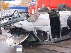 В аварии на М-8 пострадали пять человек, двое погибли