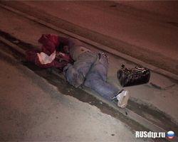 ДТП в Москве: прапорщик насмерть сбил человека