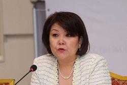 Жанар Айтжанова