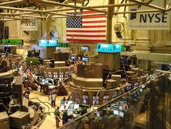 Кто создал крупнейшую в мире фондовую биржу?