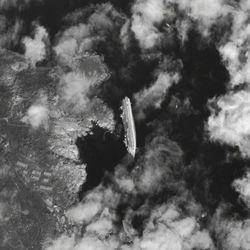 На Costa Concordia сложилась аварийная ситуация