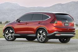 Какие изменения появились в представленном Honda CR-V?