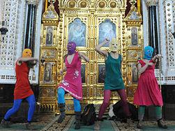 РПЦ не собирает подписей против Pussy Riot