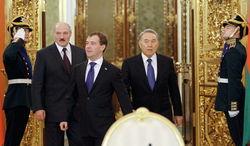 Кто подписал Декларацию о евразийской экономической интеграции?