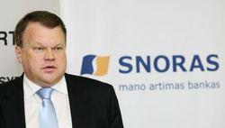 Экс-глава «Snoras»: «Будем судиться с государством»