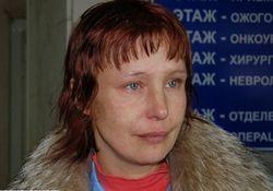 Мать Оксаны Макар узнала о своей плохой репутации