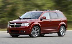 Обновленная версия Dodge Journey будет продаваться в России
