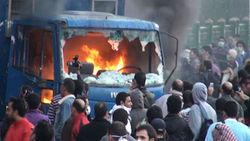В Каире продолжаются столкновения полиции и демонстрантов