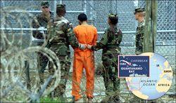 От чего погиб заключенный в Гуантанамо?
