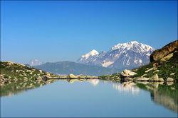 озера Грузии