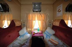 Узбекистан приступил к выпуску «туристических» ж/д вагонов
