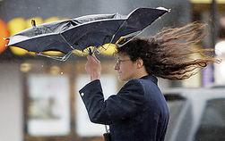 В Москве могут быть сильные порывы ветра